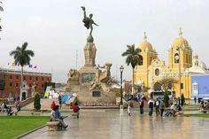 Aniversario de la Declaración de la independencia de la ciudad de Trujillo (Pe) 29-12-1820.