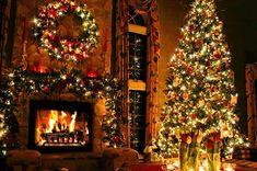 christmas home decorations gif