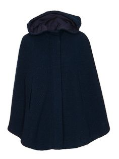 Winter Cape Pattern. Keep you warm on those snowy days to the grocery store.