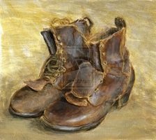 Old Boots by mbeckett