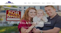 New for Mortgage Settlement business in Maryland. Responsive Web, Home Ownership, Achieve Your Goals, Maryland, Couple Photos, Business, Design, Couple Shots