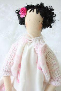 .Lovely doll