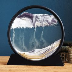 Deep Sea Sand Art. This seriously would be such a cool gift! $85 is a bit spendy but it's just so cool