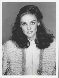 Pamela Sue Martin in Dynasty Sherry Jackson, Yvonne Craig, Anna Karina, Pamela Sue Martin, Der Denver Clan, The Poseidon Adventure, Hollywood Story, Katharine Ross, Linda Evans
