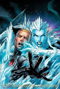 """EXCLUSIVE: Killer Frost Chills Out on """"Forever Evil: A.R.G.U.S."""" #5 Cover - Comic Book Resources"""