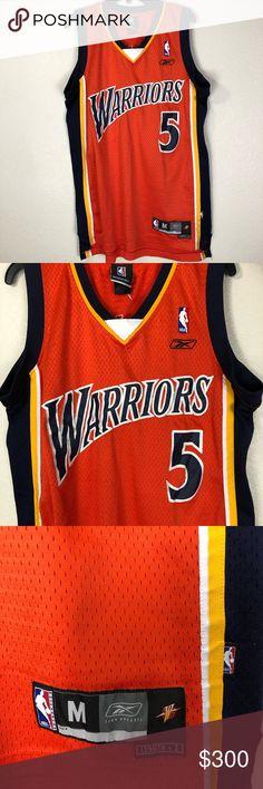 c5cda86a75c BARON DAVIS Golden State Reebok NBA Jersey M BARON DAVIS Golden State  Warriors Vintage Reebok Swingman NBA Jersey Mens Size Medium No returns  accepted NBA ...