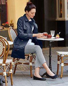 Odkryj to właśnie w Tchibo. Paris Chic, Looks Style, My Style, Royal Style, Office Outfits, Mode Outfits, Paris Mode, Perfect People, Young Professional