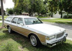 '88 Chevrolet Caprice Classic Wagon