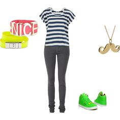 """""""Tomboy Outfit"""" by codysimpson14 on Polyvore"""