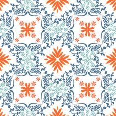 Azulejo by Myriam Kozik | Patternmash
