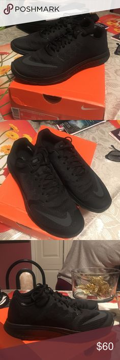 Sneakers Women's Nike FS Lite Run 3 Size 8 worn once only for about 3hrs. Nike Shoes Sneakers