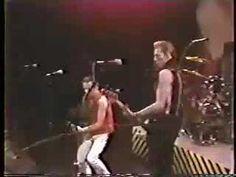 The Clash - Radio Clash (Joe Strummer is awesome)