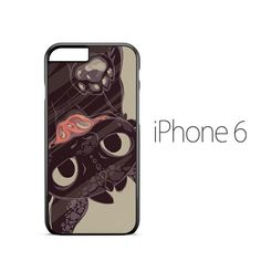 How to Train Your Dragon Toothless iPhone 6 Case