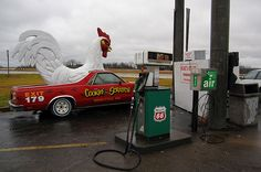 The 9 Best Rest Stops for Food in America Travel Route 66 in MO!