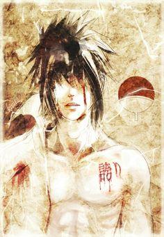 Sasuke Uchiha -The first tattoo I ever got, was of Sasuke Uchiha