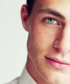 Colton Haynes- I have no idea who he is, but his eyes are freaking amazing !