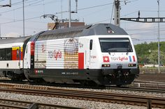 Trains, Railways and Locomotives Electric Locomotive, Bahn, Routes, Swiss Railways, The Unit, Trains, Europe, Paths, Getting To Know