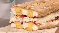 Kardinalschnitte Yummy Cakes, Apple Pie, Vanilla Cake, Tiramisu, Sweet Tooth, Cheesecake, Sweets, Cookies, Ethnic Recipes