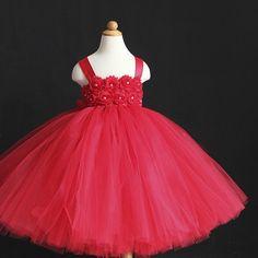 $24.53 (Buy here: https://alitems.com/g/1e8d114494ebda23ff8b16525dc3e8/?i=5&ulp=https%3A%2F%2Fwww.aliexpress.com%2Fitem%2FRed-Flower-Girl-Dress-Christmas-Party-Baby-Tutu-Dress-Birthday-Girls-baby-Set-Toddler-Girls-Clothing%2F32644648787.html ) Red Flower Girl Dress Christmas Party Baby Tutu Dress  Birthday Girls baby Set  Toddler Girls Clothing 1T 2T 3T 4T 5T 6T 11 for just $24.53