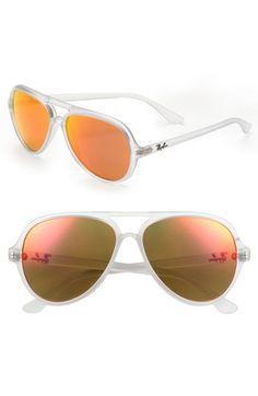 5485bbefe652db Ray-Ban 59mm Aviator Sunglasses available at Nordstrom Lunettes De Soleil  Homme, Lunettes De