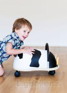 Køb Skubber Wheely Bug Ko - Stor - Fra 3 år. online - Wheely Bug