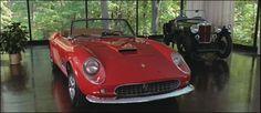 Ferris Bueller's Day Off 1961 Ferrari Spyder