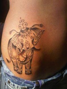 elephant tattoos - Google Search