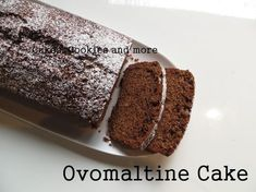 Mit Ovomaltine backen - Ovomaltine Cake Rezept - Cakes, Cookies and A Food, Good Food, Food And Drink, Oreo, Crazy Cakes, International Recipes, Cakes And More, No Bake Cake, Baked Goods