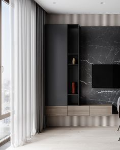 Small Home interior Design Videos - - Home interior Colors Bedroom - Luxury Interior Design, Luxury Home Decor, Contemporary Interior, Interior Colors, Apartment Interior, Apartment Design, Living Room Bedroom, Living Room Interior, Living Rooms