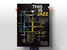THIS IS Jazz - 2013 // Pour les amis de Charlie, les potes de Miles, les frangins de Chet, les copains de Django & Stéphane et tous les autres, bref… pour les amoureux du JAZZ.