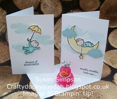 Stampin' Up! UK Independent Demonstrator Susan Simpson, Craftyduckydoodah!, Moon Baby, Work of Art, Coffee & Cards project March 2017, Supplies available 24/7,