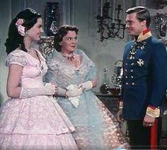 Nene, Ludovica and Franz - Sissi