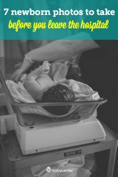 This is a great list of can't miss moments for those first few days after your baby is born. Make sure you and your partner take a few moments to capture these precious moments.