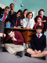 Bad Education. I mainly watched this for Michelle Gomez and Matthew Horne.