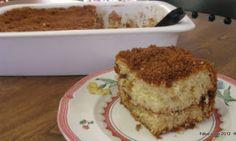I pray for good cake… Sour Cream Coffee Cake, Tiramisu, Pray, Sugar, Ethnic Recipes, Cakes, Food, Meal, Cake