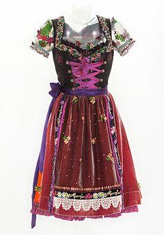 Lola Paltinger * Lollipop & Alpenrock Dirndl Couture #Tracht