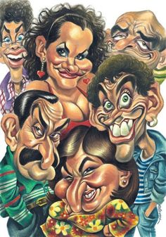 "Los protagonistas de la serie de TV ""Aida"" (de izquierda a derecha) Eduardo Casanova"