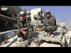 Guerra na Síria - Aleppo está completamente livre de terroristas +18
