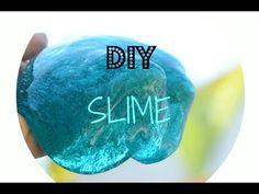 DIY | How to make SLIME (easy) - YouTube