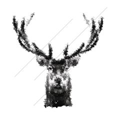 Poly Deer Art Print by spacepixel Low Poly, Deer Art, Moose Art, Polygon Art, Design Your Life, Portraits, High School Art, Mother Of Dragons, Graphic Design Posters