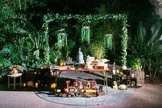 Halloween wedding as seen on @offbeatbride
