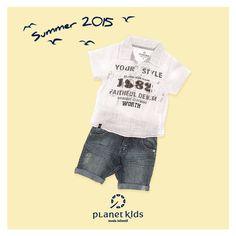 #verão2015 #planetkidsmoda