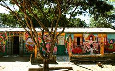 Casa de Moacir, Vila São Jorge, Alto Paraíso (GO)