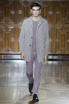 Pringle of Scotland Men's RTW Spring 2015 - Slideshow