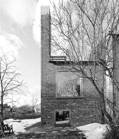 Bergström Riesenfeld Arkitektkontor Tillbyggnad radhus i Bagarmossen Stockholm Sweden 2012