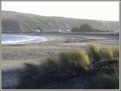 Doran Regional Park just south of Bodega Bay is a 2 mile streatch of sandy beach.