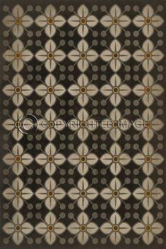 spicher and company vintage vinyl floor cloths annas garden rugs