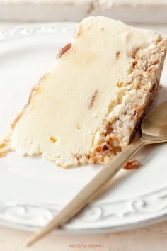 Tort lodowy jogurtowo-karmelowy Vanilla Cake, Food, Essen, Meals, Yemek, Eten