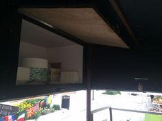 Food Trailer - Custom built Coffee Trailer, Food Trailer, Windows, Building, Buildings, Construction, Ramen, Window