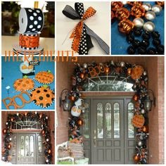 Halloween DIY Decorating, Halloween Decorating